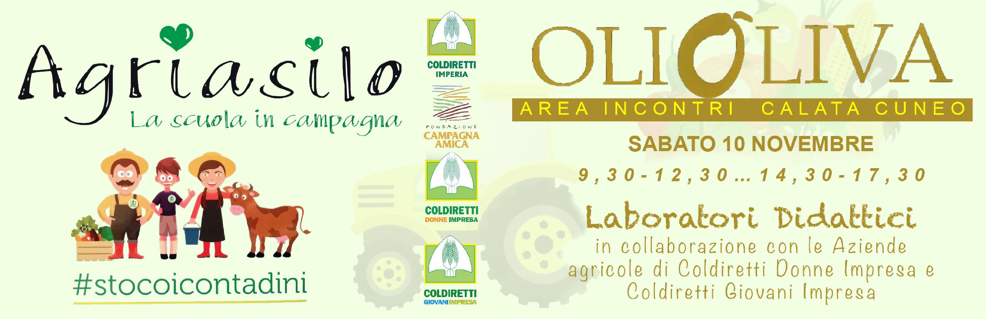 OliOliva – Area Incontri Calata Cuneo
