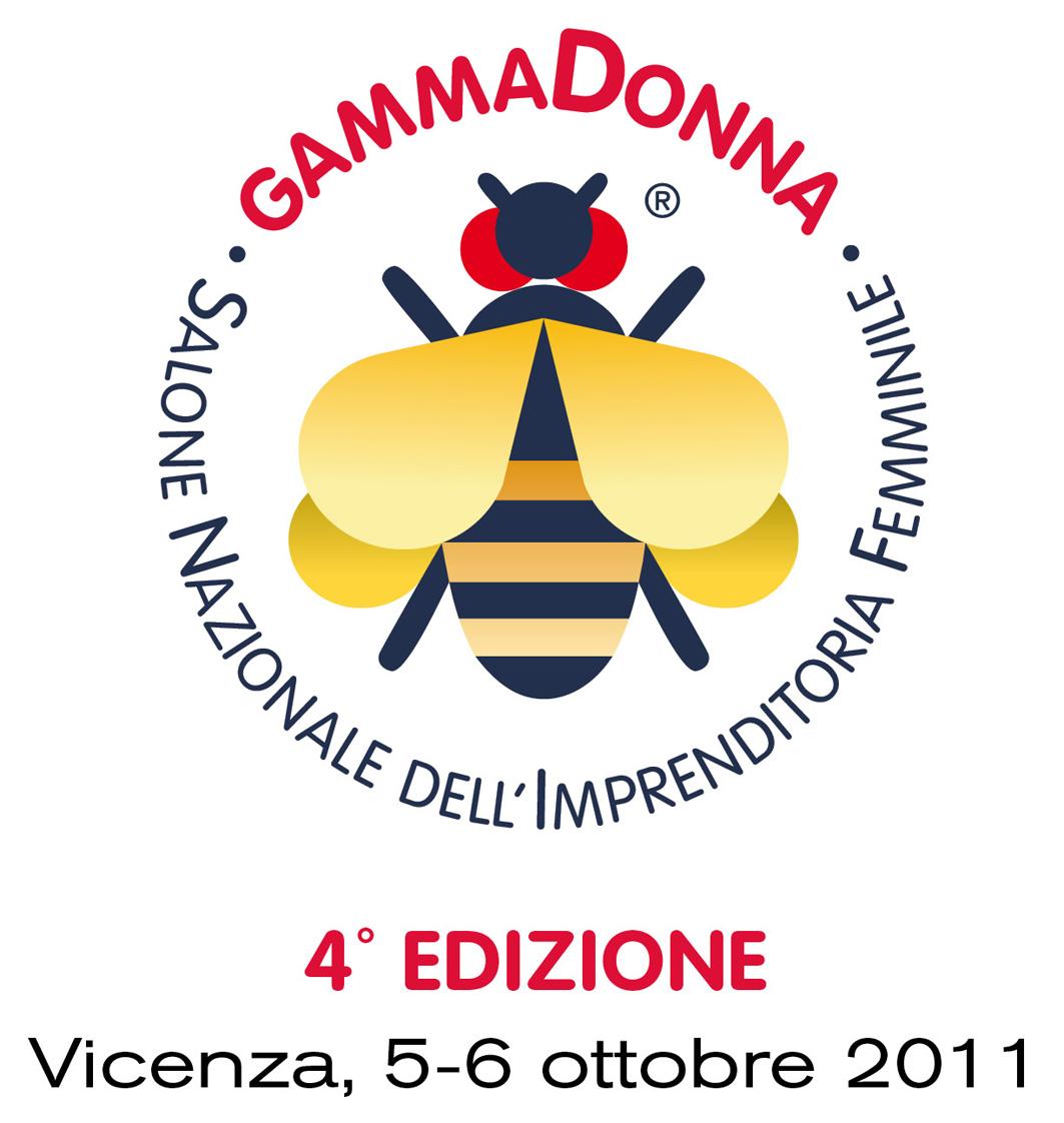 GAMMA DONNA – IV° SALONE DELL'IMPRENDITORIA FEMMINILE E GIOVANILE – VICENZA 5-6 OTTOBRE 2011