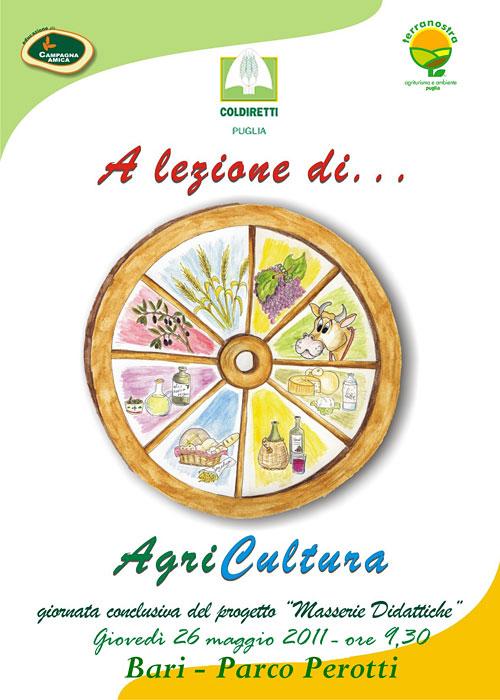 A lezione di AgriCultura (Coldiretti Puglia)