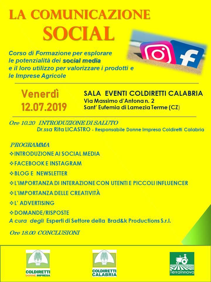 Corso Social