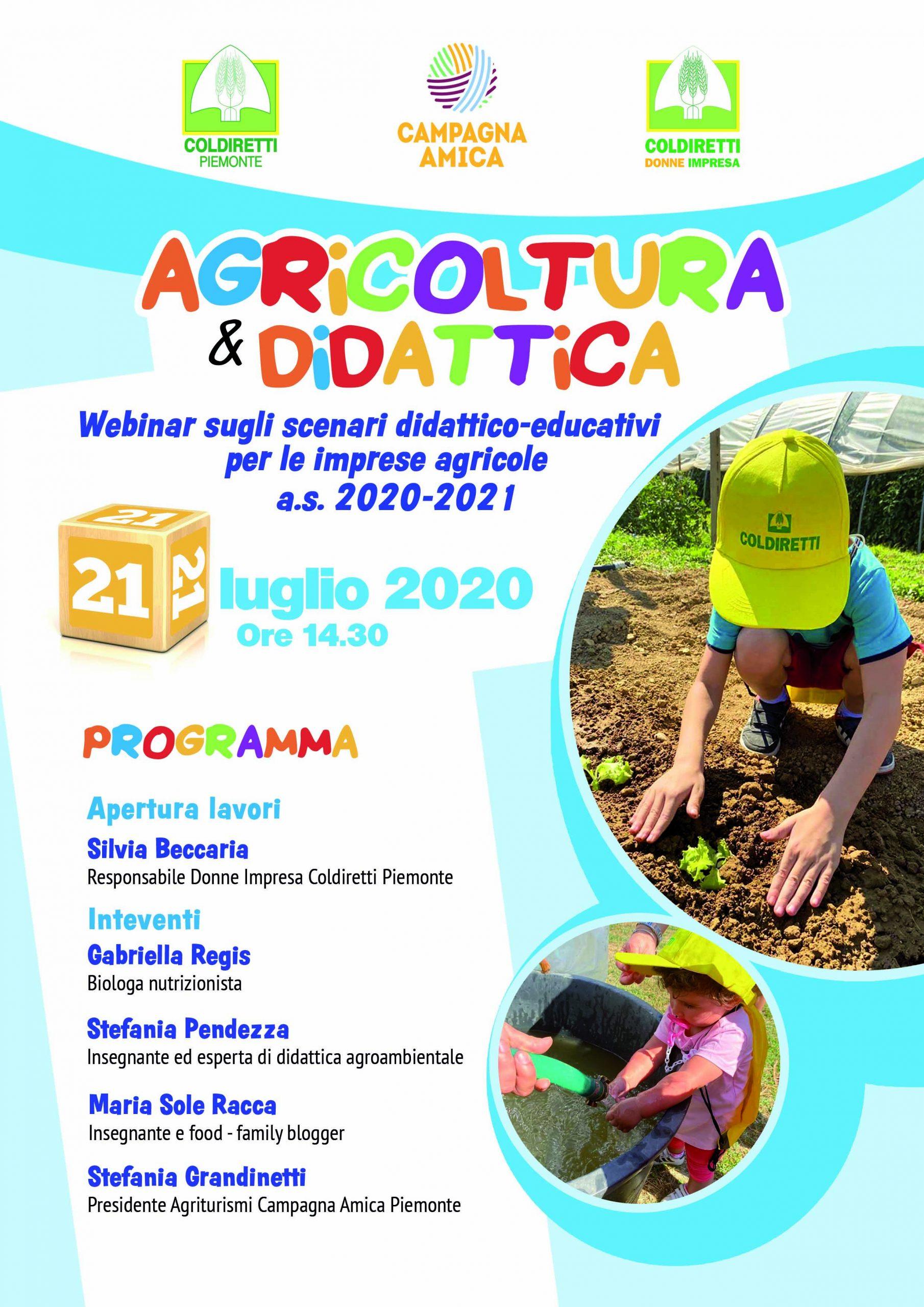 Agricoltura e didattica